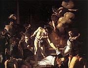 Il martirio di San Matteo (nella chiesa di San Luigi de'  Francesi)