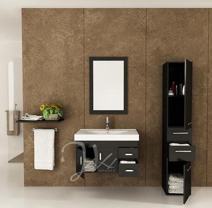 Ikea Bathroom Vanity on Modern Bathroom Vanities And Sink Consoles By Bathgems