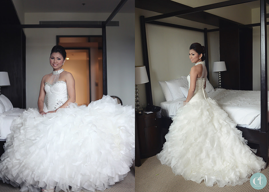 Contemporary Cebu Wedding Photographer, Cebu Waterfront Hotel