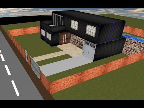 Lorenza Container Home Design Software Download