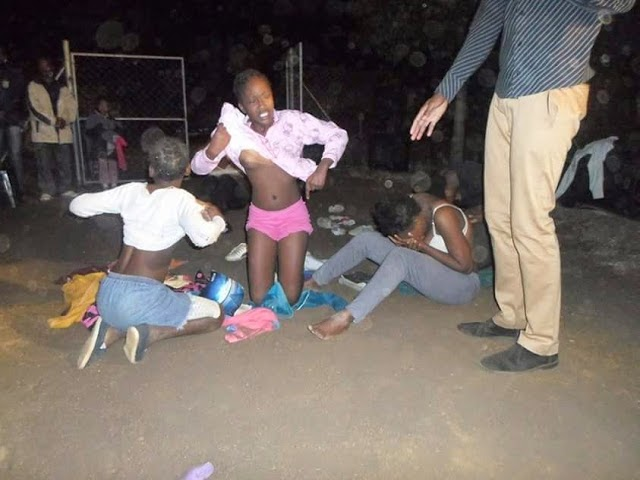 Pastor Demonstrates To Female Church Members Best Sekz