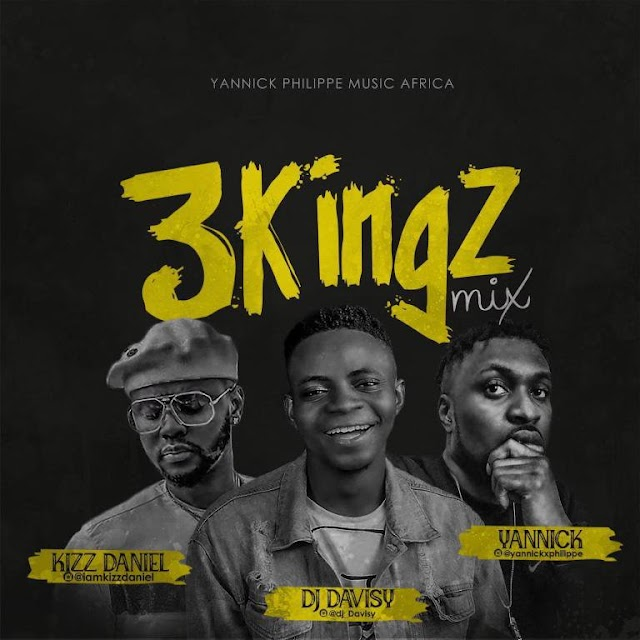 [BangHitz] DJ Davisy – Three Kings Mixtape.