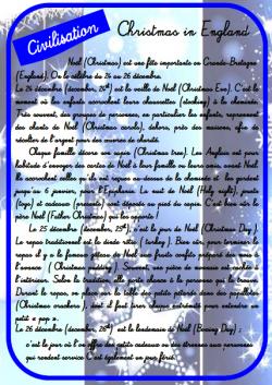 A l 39 encre violette christmas - Christmas cycle 3 ...