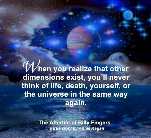 The Afterlife Of Billy Fingers Unariun Wisdom
