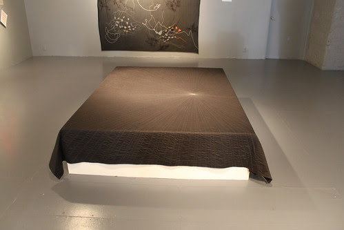 Art/Sewn at Five Myles Gallery, Brooklyn
