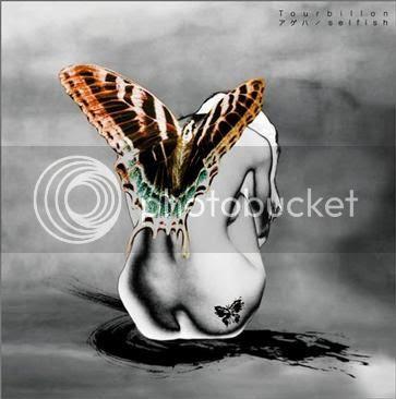 Tourbillon - アゲハ/selfish DVD付限定盤