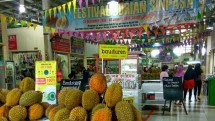 Festival Durian. (Foto: Ist)