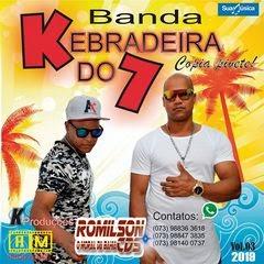 KEBRADEIRA DO7 CD 2019