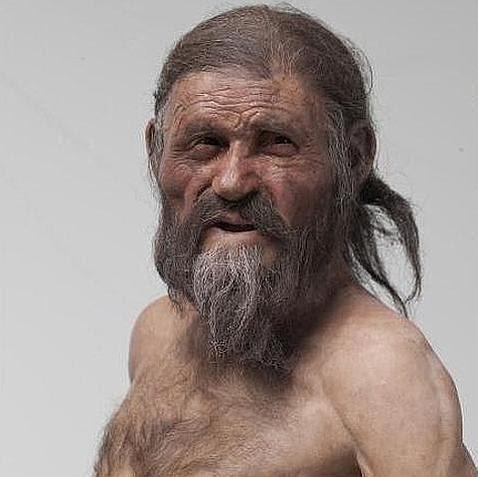 Ötzi, el «hombre de hielo», tiene 19 parientes vivos