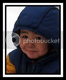 Jed - age 3