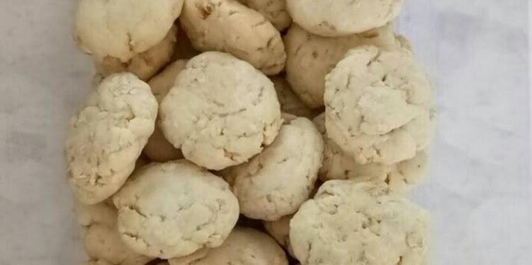 Recipe: Yummy Oat Cookies *Vegetarian