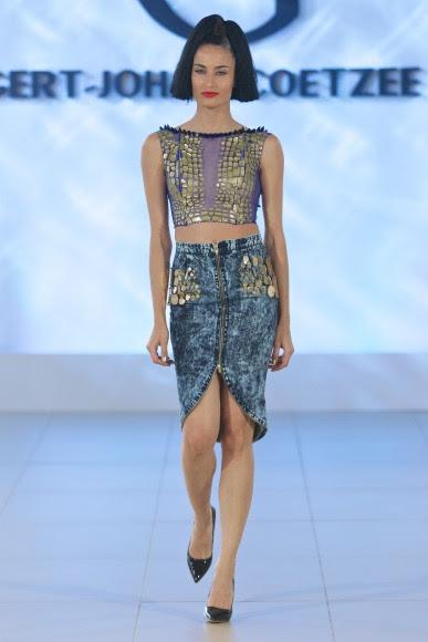 Gert-Johan Coetzee sa fashion week (8)