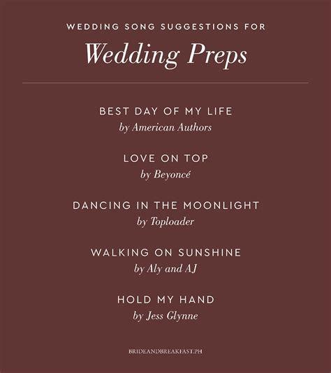 Wedding Music Guide   Philippines Wedding Blog