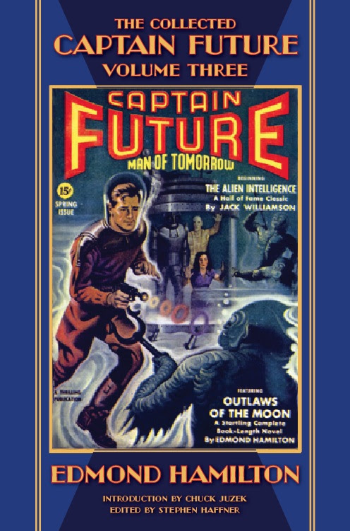 Collected Captain Future #3