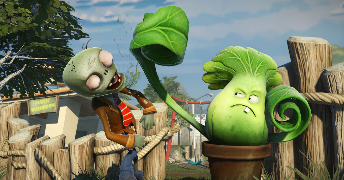 Dying Light: Plants vs. Zombies Easter Egg Location ...