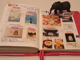 #ほぼ日手帳 に写真を貼りたい人へ。Instagramとprinklのススメ  - 手帳 写真 貼る