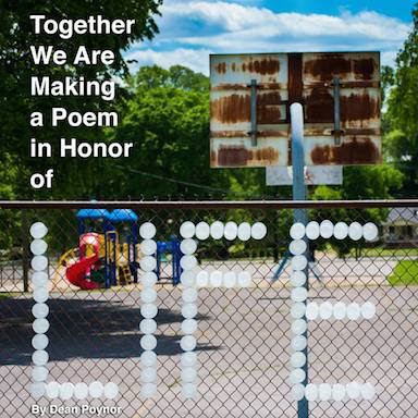 Ingram New Works Festival Reading of TOGETHER WE ARE MAKING A POEM IN HONOR OF LIFE