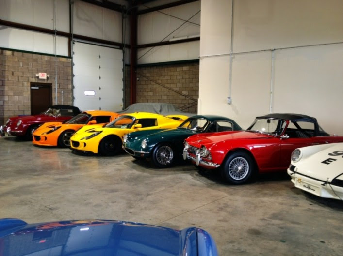 Collector Car Storage For When You Don T Have The Space