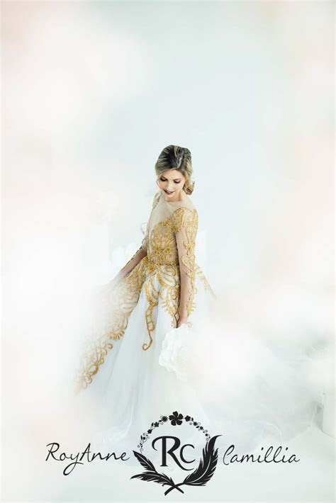 2017 Exhibit Collection   RoyAnne Camillia Couture  Bridal