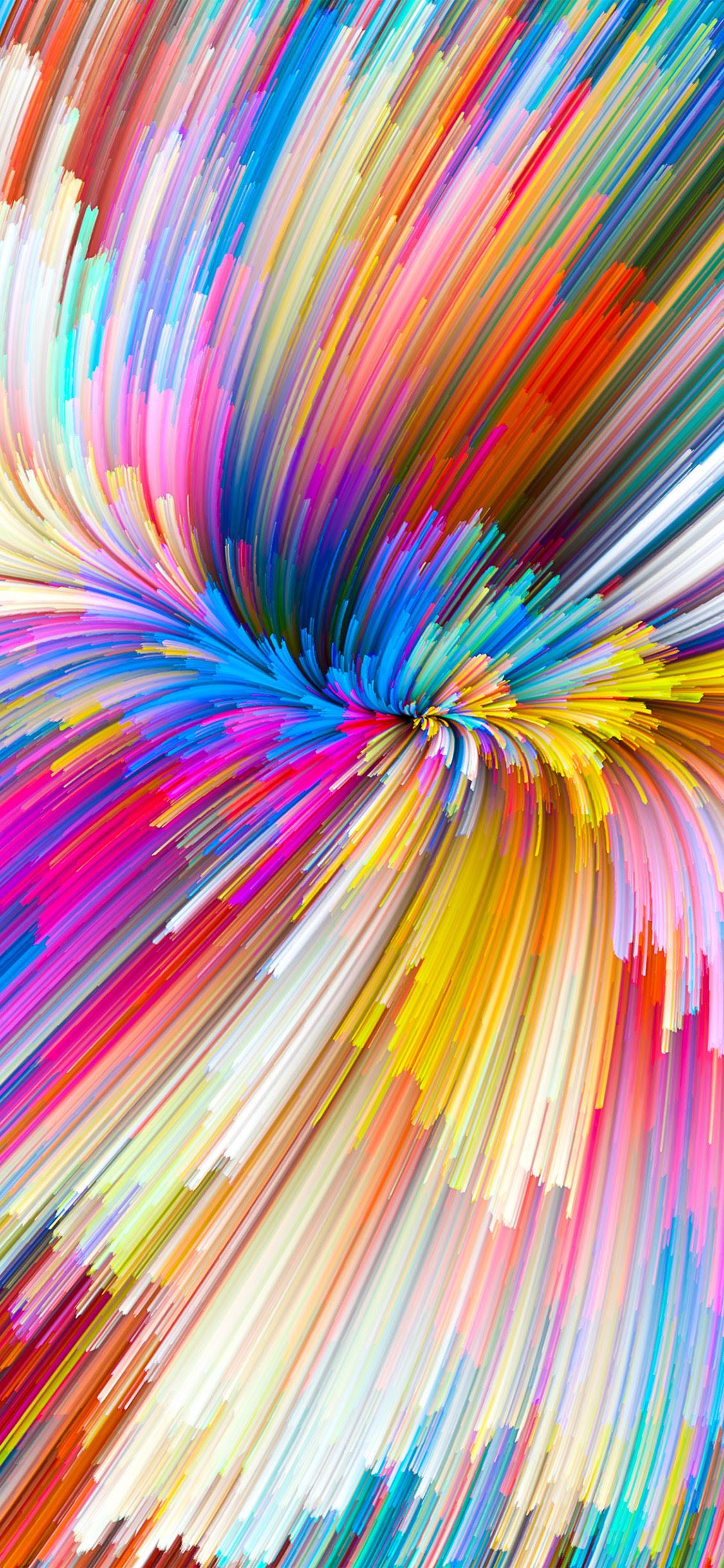 Wallpaper Iphone Colorful Iphone X Wallpaper