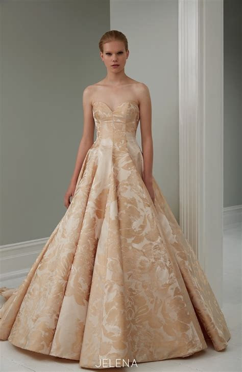 2015 Steven Khalil Wedding Dress Collection   MODwedding