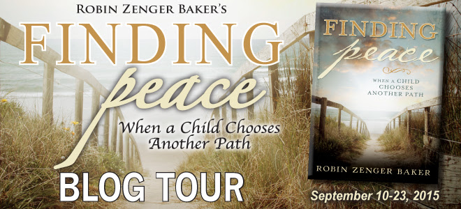 Finding Peace blog tour