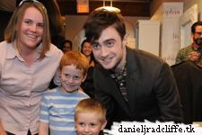 Updated: Daniel attends Toronto Film Festival