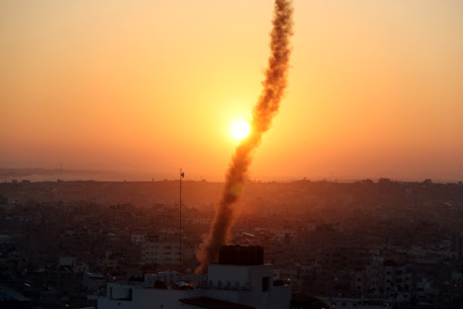 Avatar of Israeli Air Force strikes in Gaza Strip following rocket attack on Israel