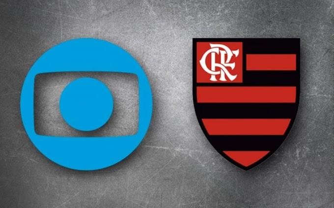 Globo muda estratégia e aposta no Flamengo para aumentar audiência na TV Aberta