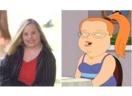 Family Guy Actress Responds To Sarah Palin's Criticism