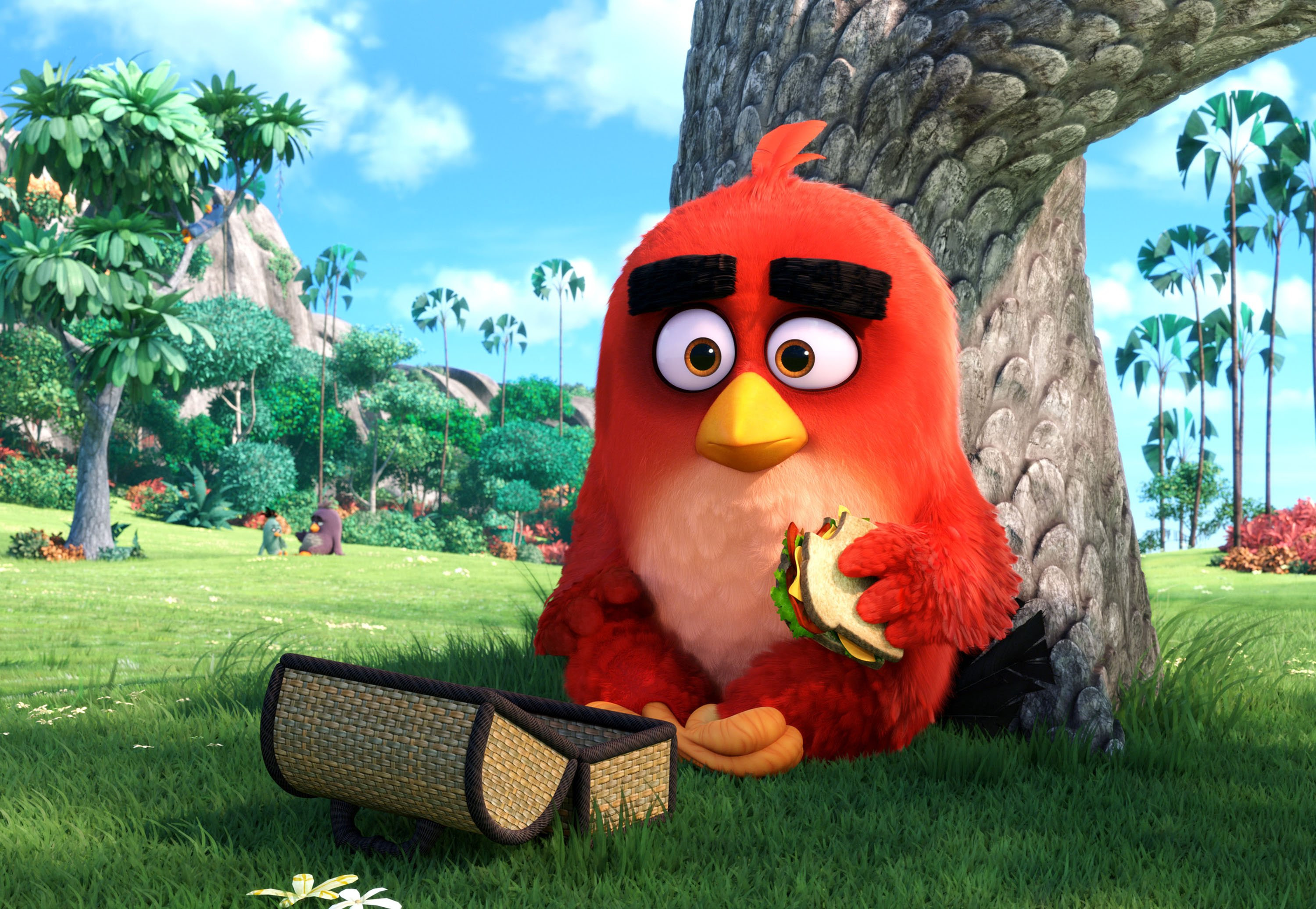 Angry Birds sequel coming to theaters in 2019 screenshot