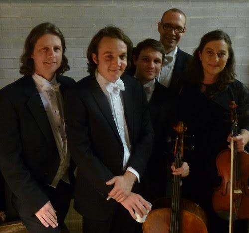Shreveport Symphony Orchestra: Zack Grant, John Walsh, Brett Andrews, Barron Weir, Kate Weeks by trudeau