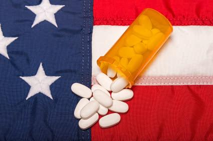 Prescription Medicine In America