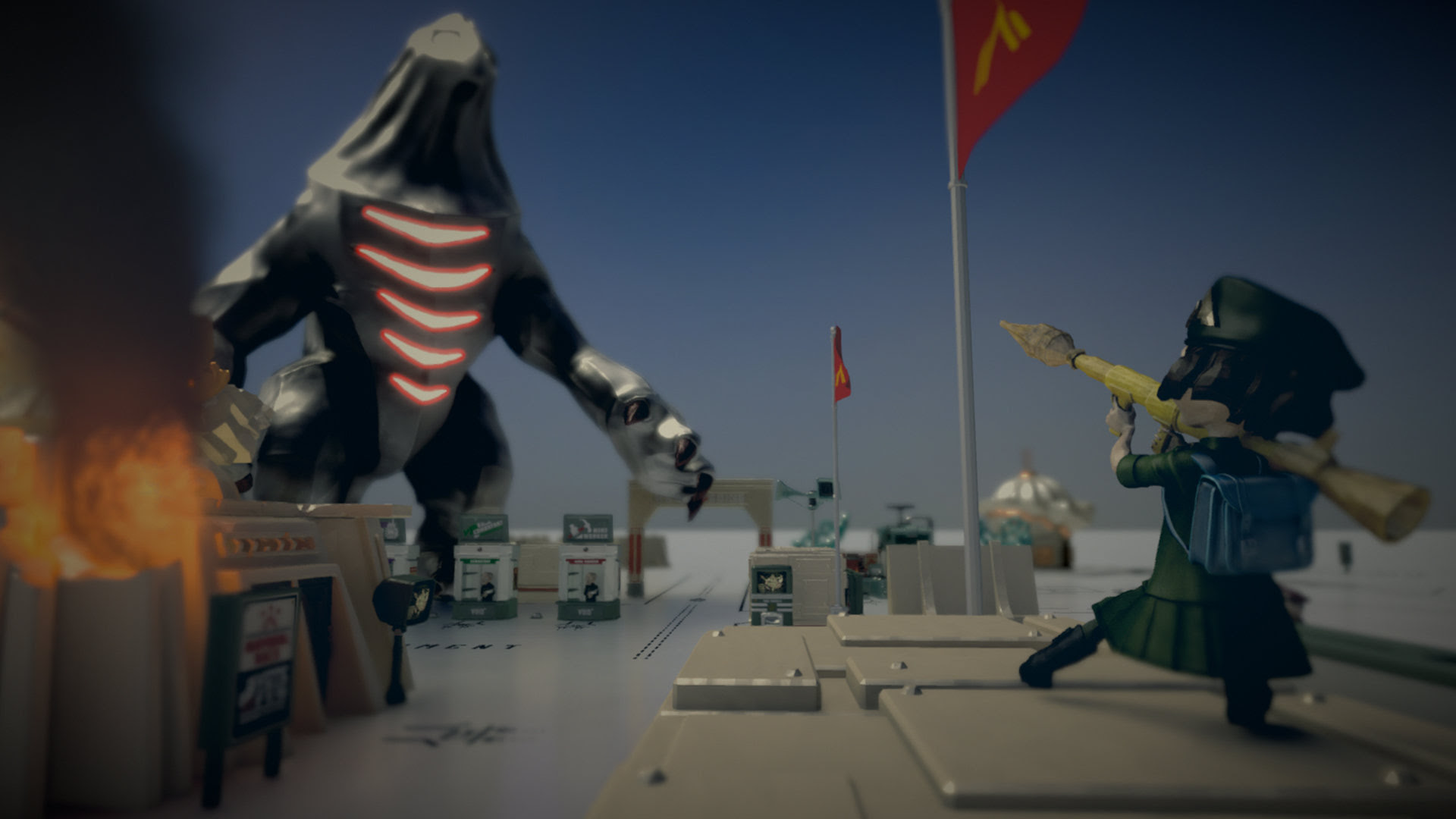 The Tomorrow Children will become yesterday's children when the game shuts down this November screenshot