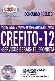 SERVIÇOS GERAIS / TELEFONISTA