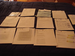 Gettin' the paperwork in order for the K1 visa