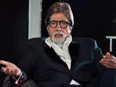Amitabh Bachchan. PTI