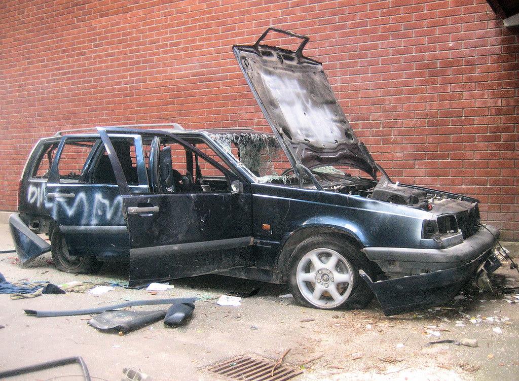 Volvo Vandalism Update IV