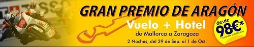 OFERTA GRAN PREMIO DE ARAGON