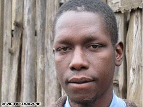 George Obama was arrested in Kenya on suspicion of marijuana possession, according to police.
