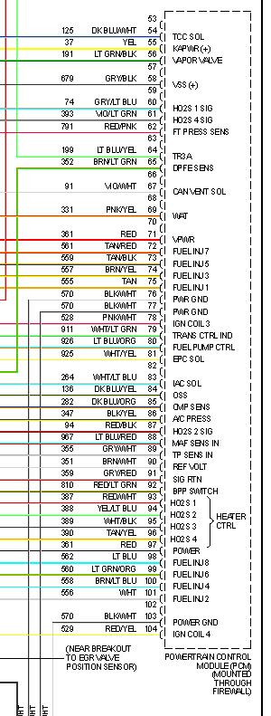 2000 Ford Explorer 5 0ho Ecm Wiring Diagram Request Cartalk