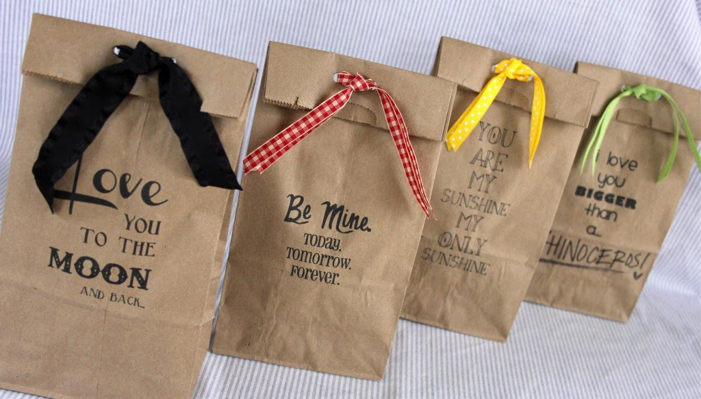 Printing On Paper Bags The Mombot