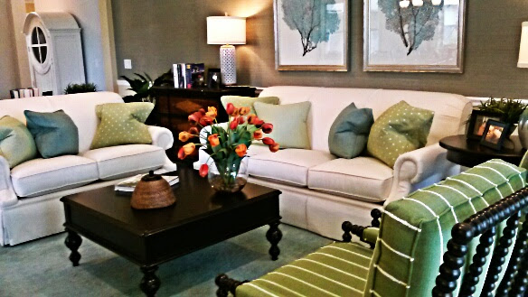 Interior Decoration Ideas from New Florida Homes