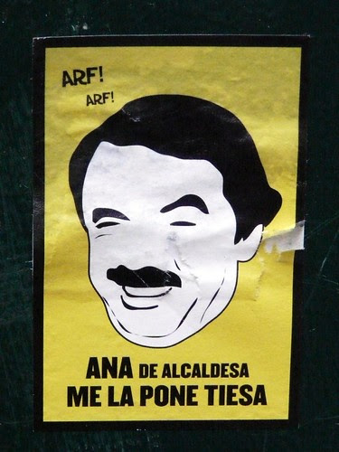 José María Aznar: Ana de alcaldesa me la pone tiesa