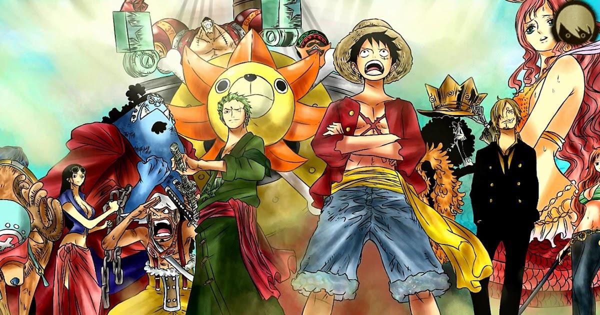 One Piece Wallpaper Hd Laptop Gambarku