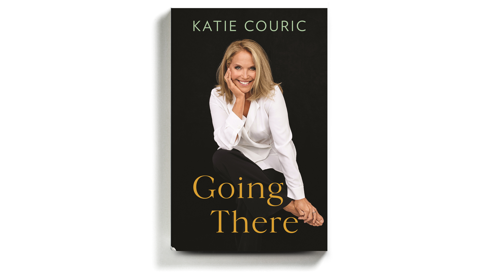 Book Review: 'Going There,' by Katie Couric