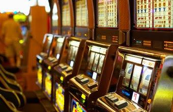 Casino slot technician salary