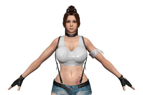 Mai Shiranui Casual