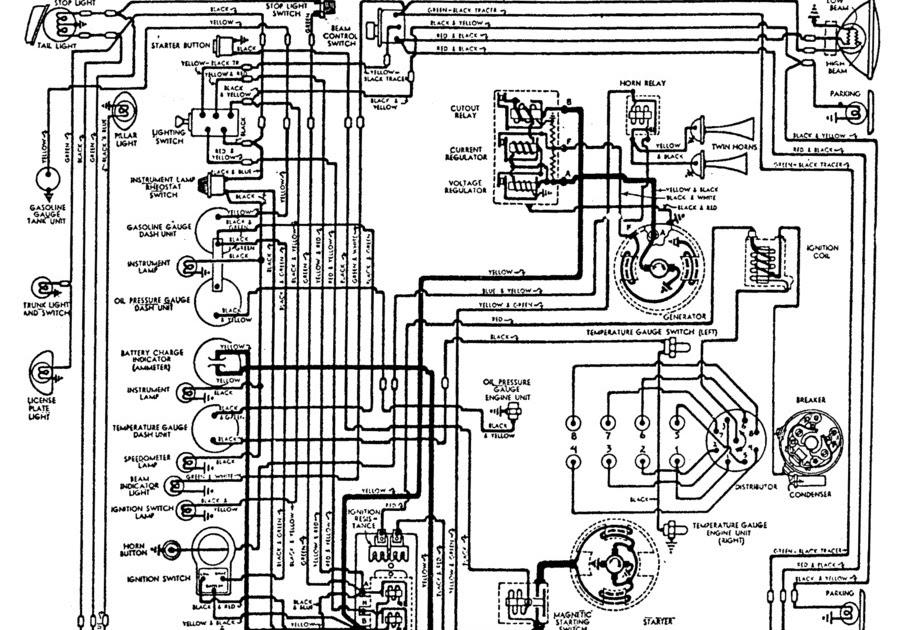 Wiring Diagram PDF: 1946 Lincoln Wiring