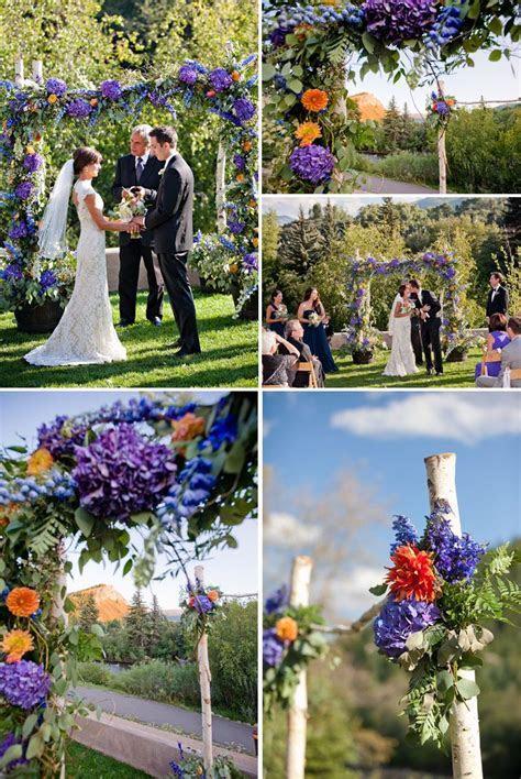 Destination Beaver Creek   Wedding Decor   Wedding